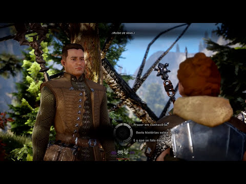 02 - Dragon Age Inquisition Detonado (Legendado – Português) – O Renascimento da Inquisição (60FPS)