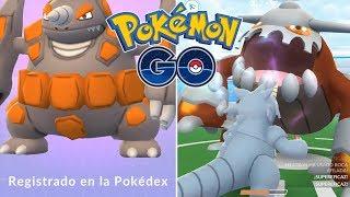 NUEVO REGISTRO CON PIEDRA! RETO HEATRAN VS 2 JUGADORES! (SIN CLIMA) [Pokémon GO-davidpetit]