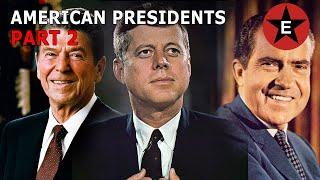 U.S. Presidents Part 2