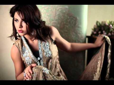 Model Ayyan Ali In Pakistani Fashion Hot Dresses 2014 video