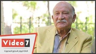 بالفيديو..الفنان أحمد خليل لـ