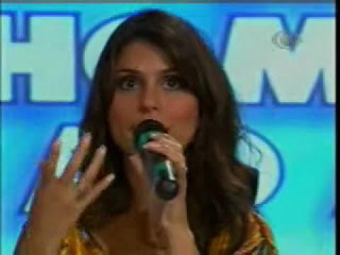 Ricky Vallen canta Sonda-me Usa-me - Aline Barros -