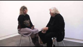 Conversation Piece #3: Anya Gallaccio and Rudi Fuchs
