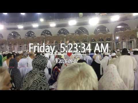 Video info haji 1437h