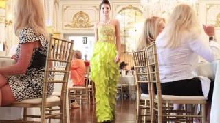 Ozcar G. Couture & Ivanka Trump Fine Jewelry Fashion Show at Mar-A-Lago Club