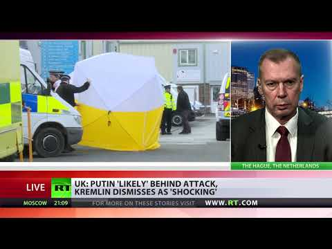 UK accuses Russia of Skripal incident but they had cases of lying in the past – OPCW representative