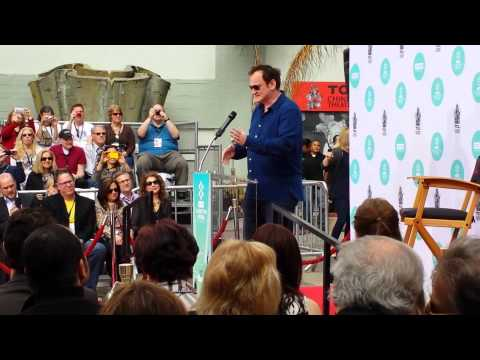 TCMFF 2014 Quentin Tarantino on Jerry Lewis