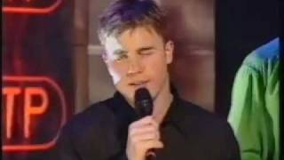 Take That on Top Of The Pops - Back For Good - 1995