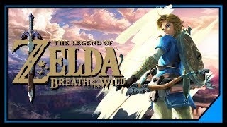 The Legend of Zelda: Breath of the Wild - Ace Streams Some Video Games!