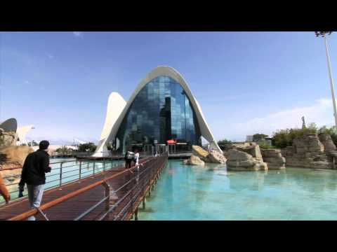 Valencia,  one of Europe's coolcapitals