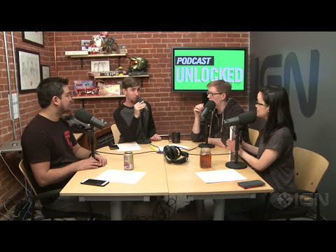 Behind the Scenes of the Windows 10/HoloLens Event - Podcast Unlocked