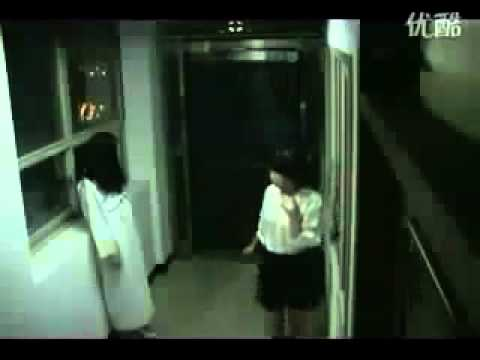 Hidden Camera; Girl Scares People And Get What She Deserves video