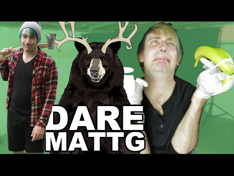 DARE MATTG 87 (LumberJack, Lube Floor, Bad Tattoos, Big Meaty Banana Hands)