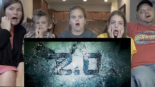 2.0 OFFICIAL TRAILER REACTION