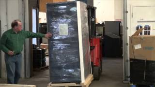 Control Data 6500 arrives at LCM