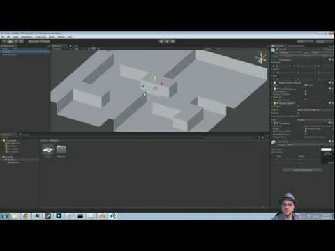 Unity 3d: Simple First-Person Shooter Tutorial - Part 1