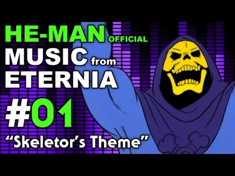 He-Man - MUSIC from ETERNIA - Skeletors Theme - BONUS VIDEO