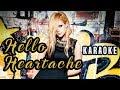 Avril Lavigne - Hello Heartache (Karaoke)