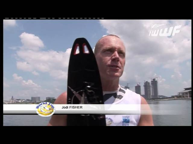 3 Mens Slalom Waterski IWWF World Cup Putrajaya 09