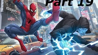 The Amazing Spider-Man 2 (Xbox One)Gameplay/walkthrough Part 19 - Max Dillon, Electro Boss Fight