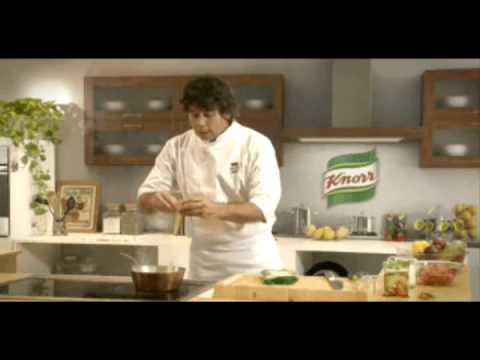 Recetas Knorr- Hamburguesas Caseras