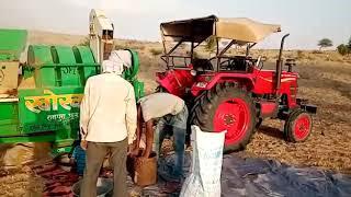 Yuva tractor Mahindra 575 toka Masin