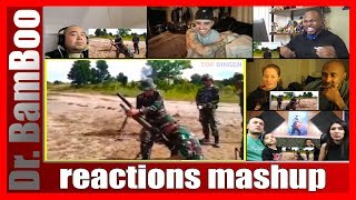 Try not to laugh! Top 50 Military Fails! 💣 Reactions mashup
