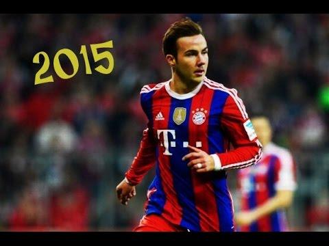Mario Götze ● Ultimate Supermario Skills 2014-15 |HD|