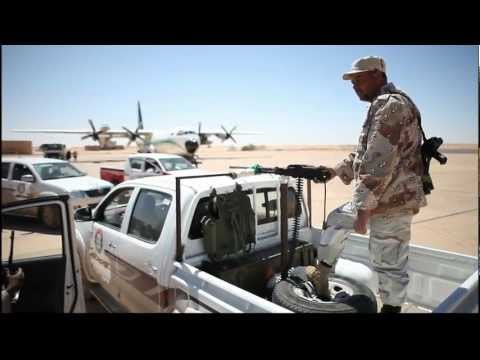 UN Mission to Kufra Finds City Damaged On, Beneath its Surface
