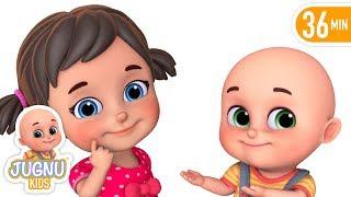 Choti Si Munni - Love you Doll - छोटी सी मुन्नी - Hindi Rhymes for Children by Jugnu Kids
