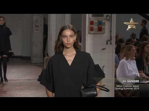 JIL SANDER Milan Fashion Week Spring/Summer 2019