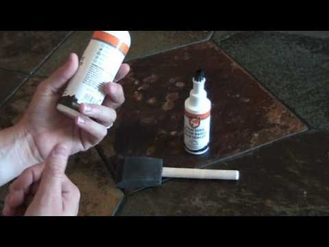 Waterproofing your tent  with McneTT Seam Sealer and Tent Floor Sealant