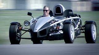 Ariel Atom: Insane Speed Machine (HQ)   Top Gear   Series 5   BBC