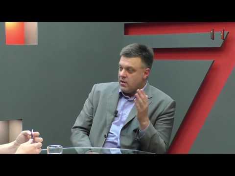 """Олег Тягнибок ‒ велике інтерв'ю миколаївському каналу """"ПН TV"""""""