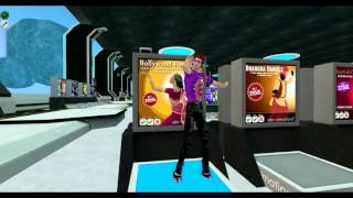Shopping for Bollywood Dances in Inworldz