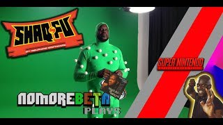 Shaq Fu on The Super Nintendo