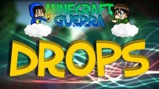 Minecraft Guerra 4: Drops! Máquinas! o/