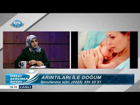 OP. DR. SELMA COŞKUN UYSAL ESTV SAĞLIKLA GÜZEL 08.01.2020