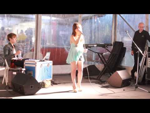 "KPOP Star Au @ Chatswood Sydney - Master's Sun OST ""Touch Love Live"" By Yoon Mi Rae (Rose Cover)"