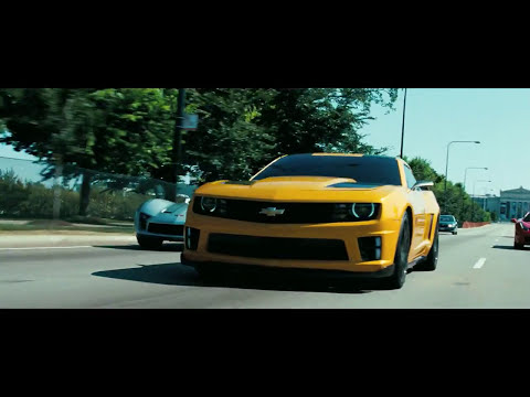 Chevy Roll Out - Transformers: Dark of The Moon (HD) Music Videos