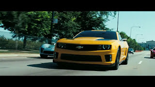 Chevy Roll Out - Transformers: Dark of The Moon (HD)