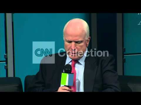 IDEAS FORUM:MCCAIN-KERRY HUMAN WRECKING BALL