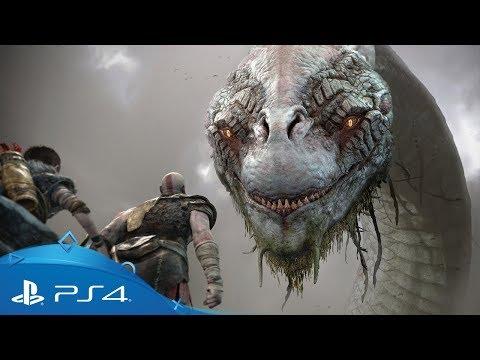 God of War | Be A Warrior - E3 2017 Trailer | PS4