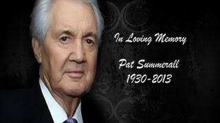 Pat Summerall Tribute - Sports Stars of Tomorrow