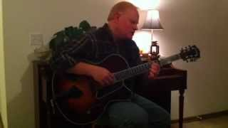 Patrick Burton Playing Here Comes The Sun By The Beatles