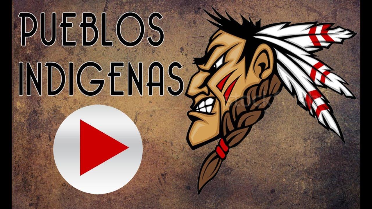 Culturas de Los Indigenas Los Pueblos Indigenas a la