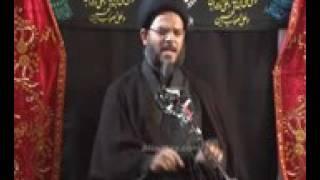 Maulana Aqeel Al Gharavi l Ashra e Majalis l Moharram  9