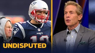 'Tom Brady not only saved Bill Belichick, he then made Bill Belichick' — Skip | NFL | UNDISPUTED