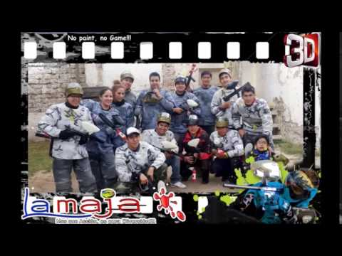 PAINTBALL BOLIVIA -GOOD TIMES- LA MAJA BOLIVIA