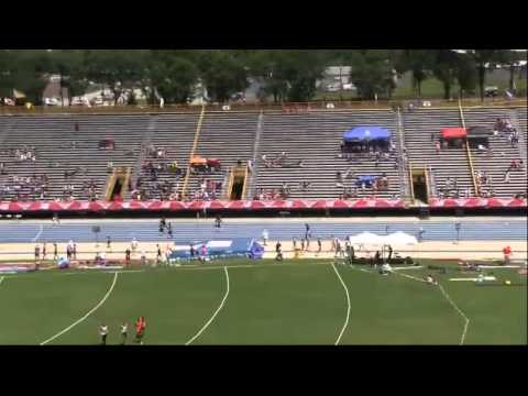 Green Hope High School ~ Nationals New Balance 4 x 200 NC A & T Stadium Feed
